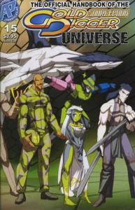Official Handbook of the GD Universe, The #15 VF/NM; Antarctic | save on shippin