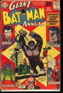 Batman Annual #3 (1962)