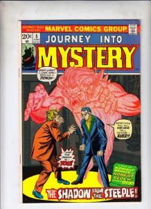 Journey into Mystery #5 (Jun-73) VF High-Grade