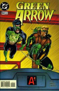 Green Arrow #104 VF/NM; DC | save on shipping - details inside
