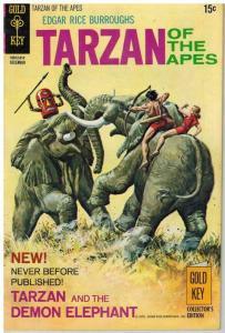 TARZAN 197 VG-F    December 1970 COMICS BOOK