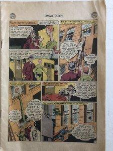 Superman's PAL Jimmy Olsen 31,reader 24 pages..