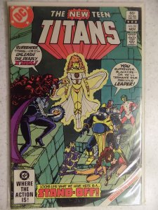 The New Teen Titans #25 (1982)