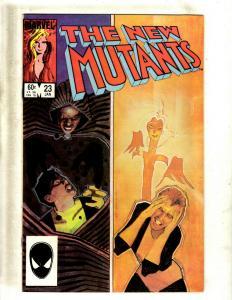 12 Comics New Mutants 23 24 34 36 37 43 44 45 46 Special 1 X-Men 1 2 SM20