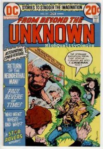 FROM BEYOND the UNKNOWN #19, VF+, Sci-fi, Infantino,1969, (b), Carmine