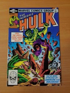 The Incredible Hulk #263 Direct Market ~ NEAR MINT NM ~ (1981, Marvel Comics)