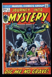 Journey into Mystery (1972) #1 FN/VF 7.0