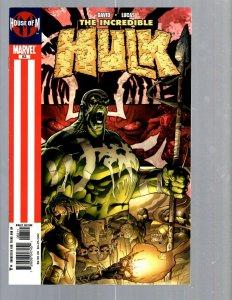 12 Comics Incredible Hulk 83 84 85 86 88 106 118 Hulk vs.Quasimodo 1 + more EK17
