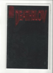 Deathblow #1 Image Comics Foil Cover Jim Lee Art unread NM/M