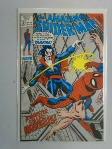 Amazing Spider-Man #101 (Reprint) First Appearance of Morbius 6.0 FN (1992)