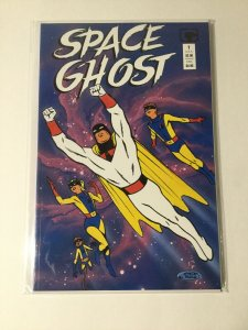 Space Ghost 1 Near Mint Nm Comico The Comic Company