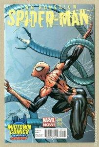 Superior Spider-Man 1 Campbell Midtown variant edition 001