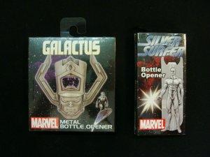 Galactus & Silver Surfer Bottle Openers Set of 2 Marvel Diamond Select Toys