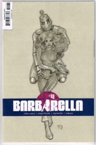 BARBARELLA #4, VF/NM, Variant, 2017 2018, Sci-fi, more Good Girl in store, SR