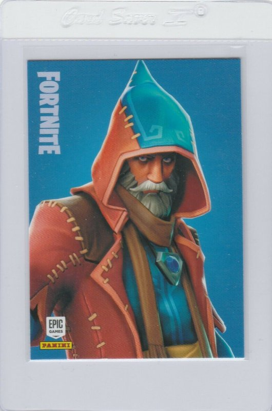 Fortnite Castor 206 Epic Outfit Panini 2019 trading card series 1