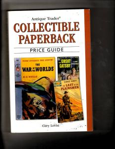 Antique Trader Collectible Paperback Price Guide Gary Lovisi KP Krause JL7