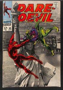 Daredevil #45 (1968)