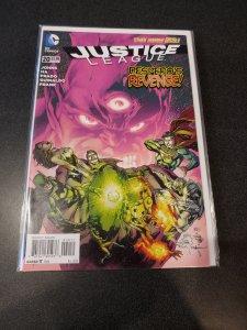 Liga de la Justicia (ES) #19 (2013)
