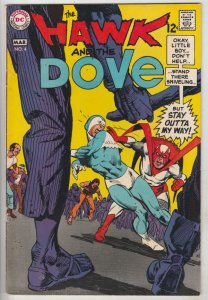 Hawk and the Dove, The #4 (Mar-69) VF/NM High-Grade Hawk and Dove