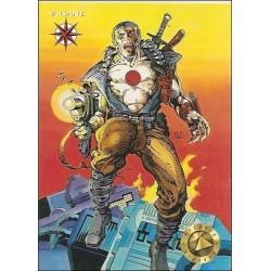 1993 Valiant Era BLOODSHOT #1 - Card #117
