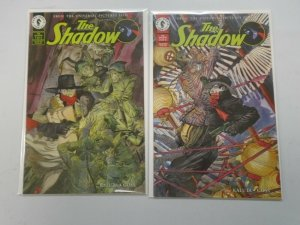 Shadow Movie Set #1-2 8.0 VF (1994)
