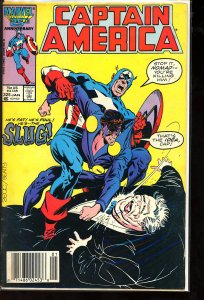 Captain America #325 (1987)