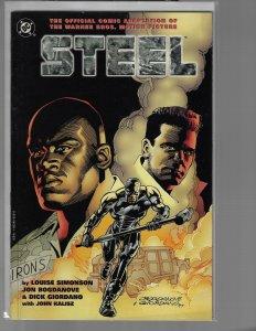 Steel #1 (DC, 1997) - Prestige Format
