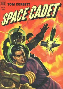 Tom Corbett, Space Cadet (Dell) #4 POOR; Dell | low grade comic - save on shippi