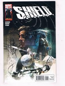 Shield #1 VF Marvel Comics Comic Book Hickman Avengers 2010 DE46