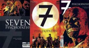 SEVEN PSYCHOPATHS (2010 BOOM) 1-3  COMPLETE!