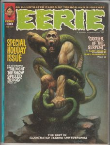Eerie Magazine #38 (Feb-72) VF/NM High-Grade
