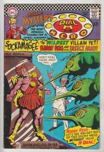 House of Mystery #163 (Dec-66) FN+ Mid-High-Grade Martian Manhunter, Dial H. ...
