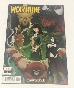 Wolverine Annual #1 Connecting Variant