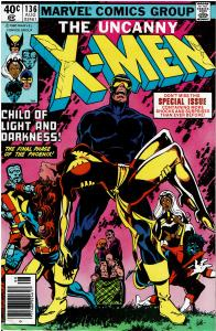X-Men #136, 8.0 VF or better