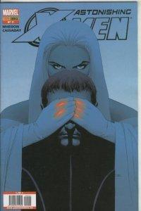 Astonishing X Men volumen 1 numero 02