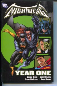 Nightwing: Year One-Chuck Dixon-TPB-trade
