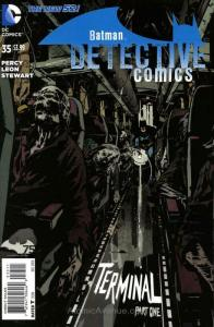 Detective Comics (2nd Series) #35 VF/NM; DC | save on shipping - details inside