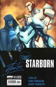 Starborn #11A VF/NM; Boom! | save on shipping - details inside