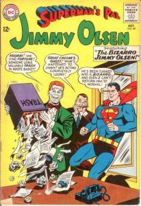 JIMMY OLSEN 80 VG Oct. 1964 COMICS BOOK