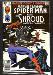 Marvel Team-Up #94 (1980)