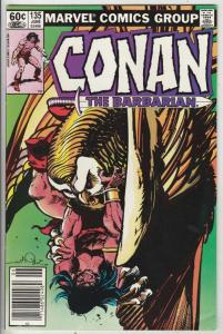 Conan the Barbarian #135 (Jun-82) VF/NM High-Grade Conan the Barbarian