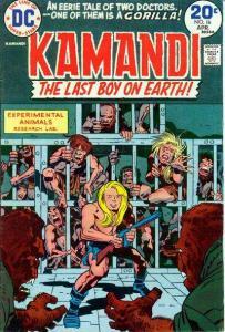 Kamandi: The Last Boy on Earth #16, VF- (Stock photo)