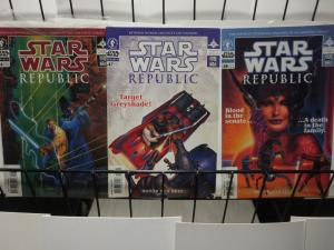 Star Wars Comics Republic 46-48 Obi-Wan Anakin Skywalker F-VF + better