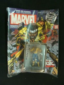 Classic Luke Cage #59 Marvel Eaglemoss Official Collector's Edition Lead Figure
