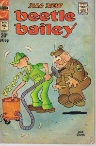 Beetle Bailey #103 VINTAGE 1973 Charlton Comics