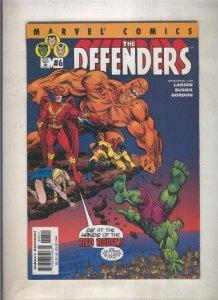 The Defenders volumen 2 numero 06 (2001)