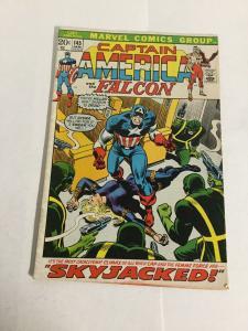 Captain America 145 Vg/Fn Very Good/Fine 5.0 Marvel