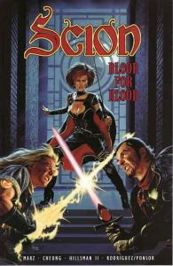 Scion TPB #2 VF/NM; CrossGen | save on shipping - details inside