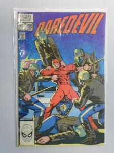 Daredevil (1st Series) #195, Direct Edition NM - 1983