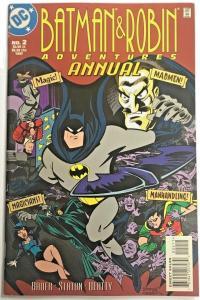 BATMAN & ROBIN ADVENTURES ANNUAL#2 FN 1997 DC COMICS